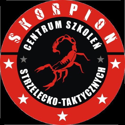 logo strzelnica scorpion małe
